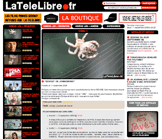 Site LaTeleLibre.Fr