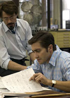 visuel du film 'Zodiac' de David Fincher